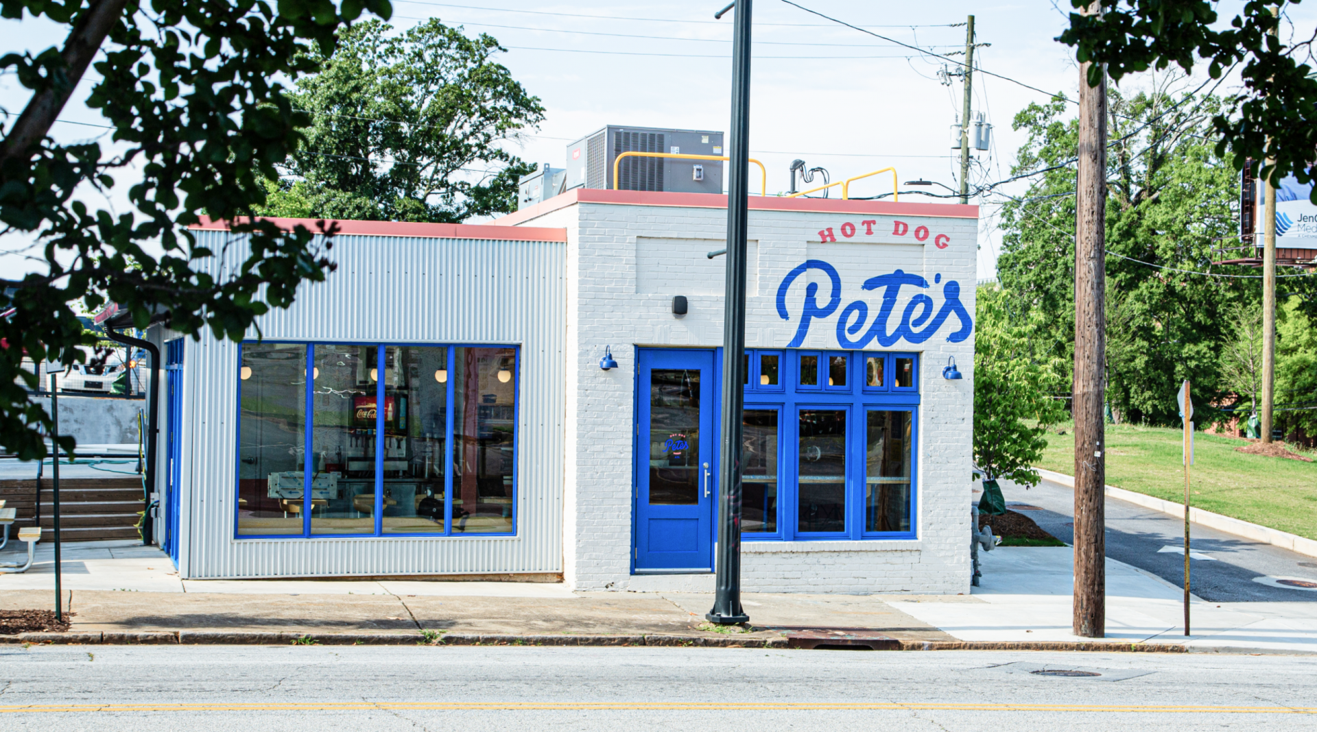 Hot Dog Pete's